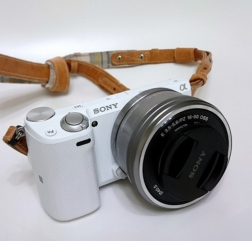 Sony社のミラーレスカメラ