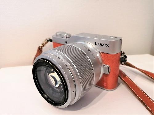 Panasonic社のLUMIX DC-GF9