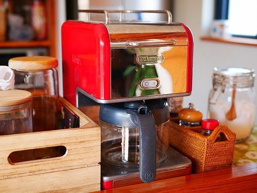 デロンギ社のコーヒーメーカーkMix