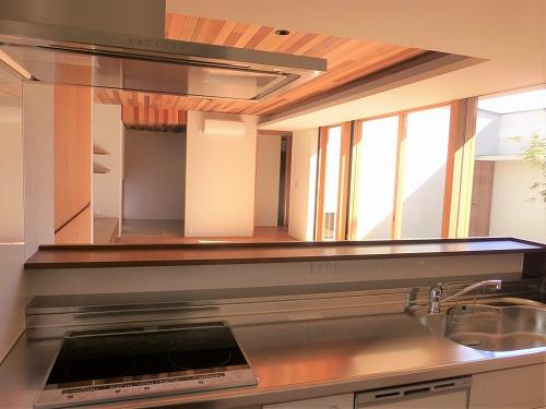 小島家のキッチン