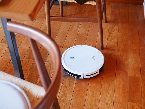 ロボット掃除機(Anker Eufy RoboVac 11S)